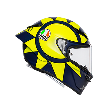 57255d3c AGV: Full-face, modular and open-face motorcycle helmets since 1947